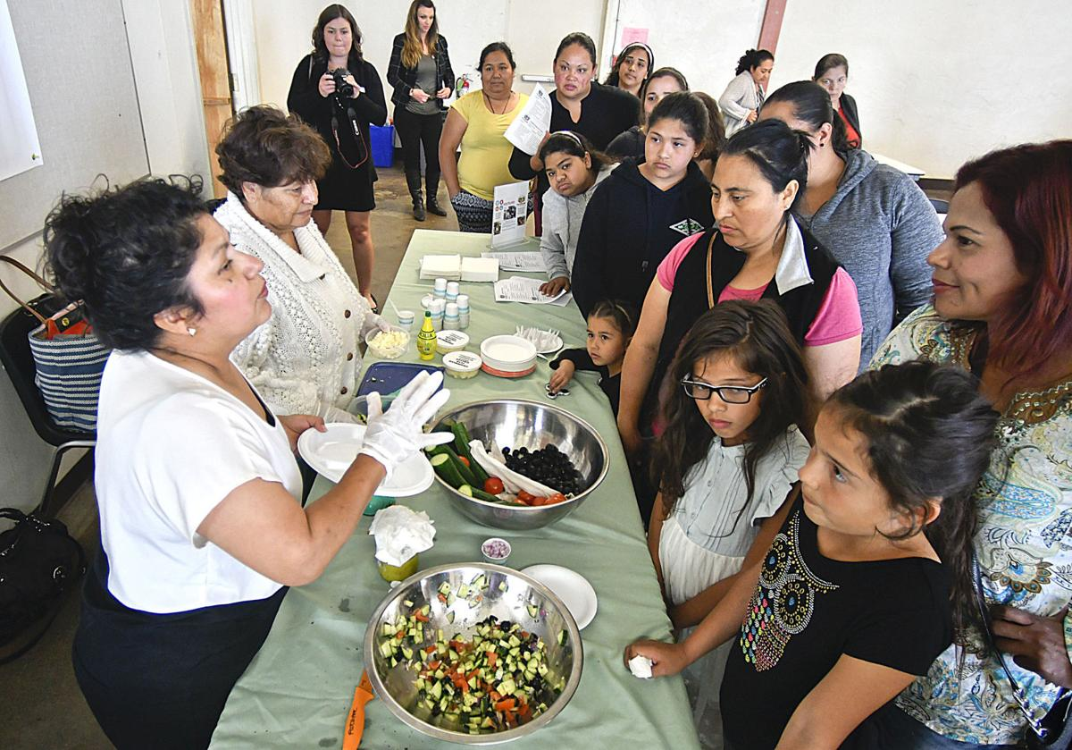 Foodbank Opens New Lompoc Community Center