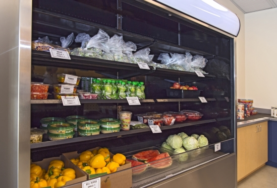 Providing Another Option For Students Facing Food Insecurity, UC Santa Barbara Has Opened A Food Pantry At Sierra Madre Villages.
