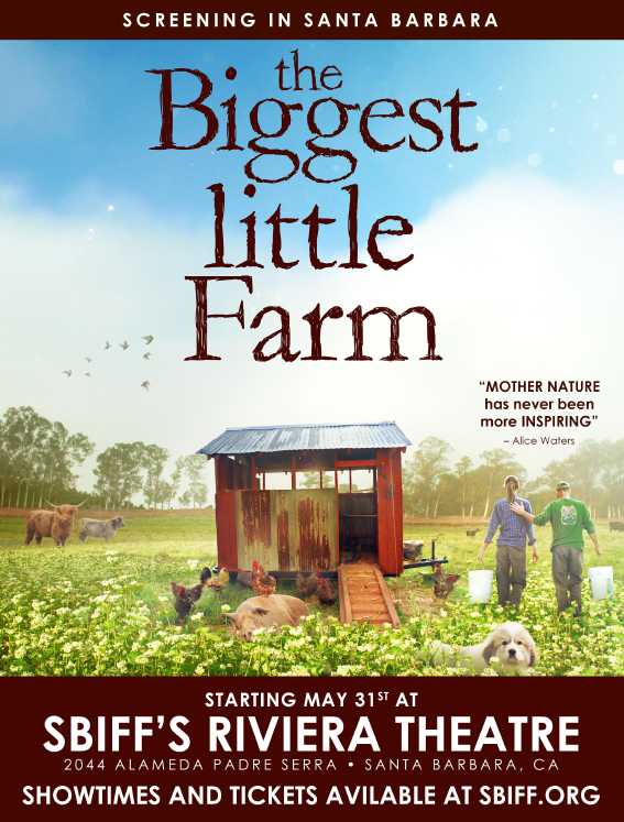 Film Screening: The Biggest Little Farm